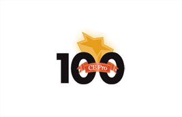 CEPro Top 100 Integrator Award